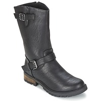 Chaussures Femme Boots Les P'tites Bombes ZOLA Noir