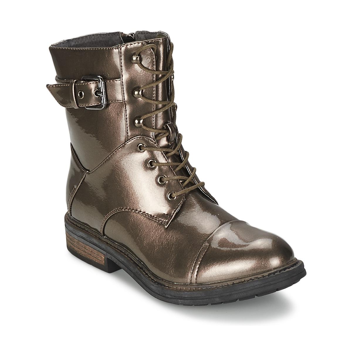 les p 39 tites bombes stone argent livraison gratuite avec chaussures boots femme. Black Bedroom Furniture Sets. Home Design Ideas