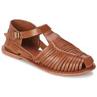 Chaussures Femme Sandales et Nu-pieds Betty London TANIA Camel