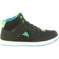 Chaussures Femme Baskets montantes Kappa 303ZLP0 DRAVER Negro