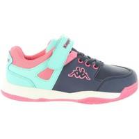 Chaussures Garçon Baskets basses Kappa 30362Q0 DECERTO Azul
