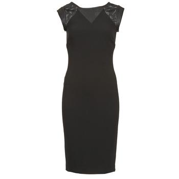 Vêtements Femme Robes courtes Naf Naf EPOIS Noir