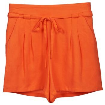 Shorts & Bermudas Naf Naf KUIPI Orange 350x350