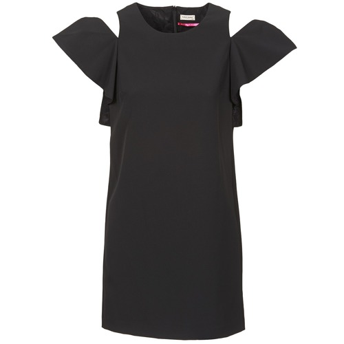 Vêtements Femme Robes courtes Naf Naf X-KARLI Noir