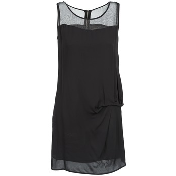 Vêtements Femme Robes courtes Naf Naf X-LAMO Noir