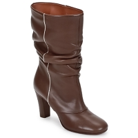 Chaussures Femme Bottines Michel Perry SAHARA KHAKI