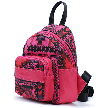 Sacs Femme Sacs à dos Andie Blue Sac a dos collection NIHAL A8318 Fuchsia