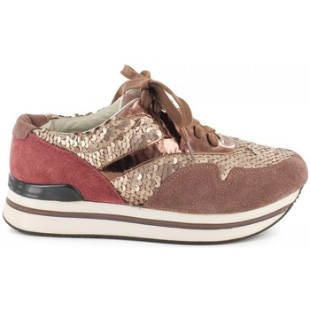 Chaussures Femme Baskets mode Bibi Lou Baskets- Camel