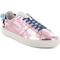 Chaussures Femme Baskets basses Date Baskets-D.A.T.E Rose