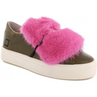 Chaussures Femme Slip ons Date Baskets