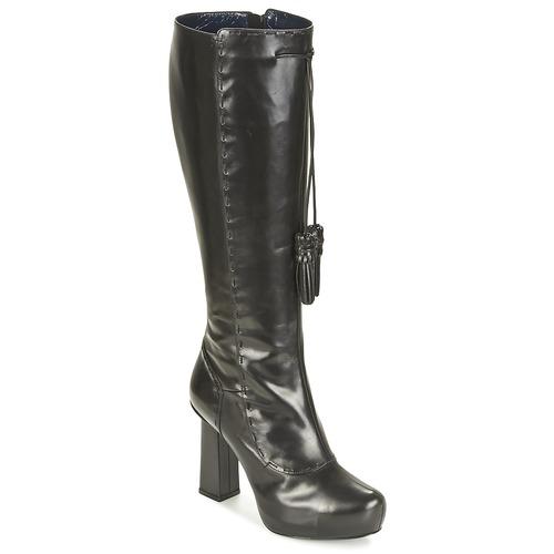 Chaussures Femme Bottes ville Pollini PA2611 Noir