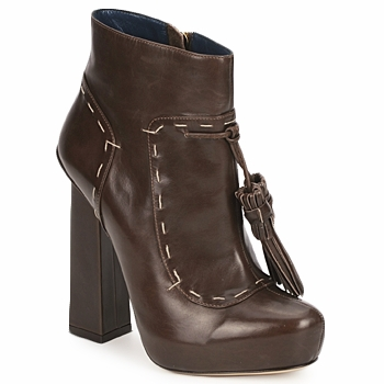 Chaussures Femme Bottines Pollini PA2405 TMORO