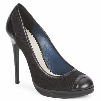 Chaussures Femme Escarpins Pollini PA1010 LIMA-LANA-NERO