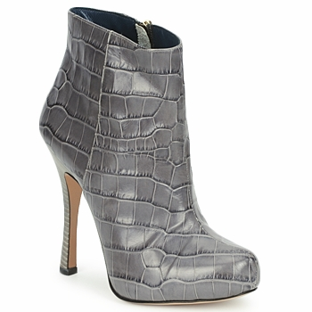 Chaussures Femme Bottines Pollini PA2115 COC.LU.SMOG