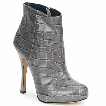 Chaussures Femme Bottines Pollini PA2115 COC.LU.SMOG