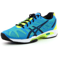 Chaussures Homme Sport Indoor Asics Gel Solution Speed 2 Atomic blue / Onyx / Flash Yellow
