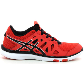 Chaussures Femme Sport Indoor Asics Gel-Fit Tempo Hot Coral / Black / White