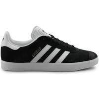 Chaussures Homme Baskets basses adidas Originals Adidas Gazelle Noir Noir