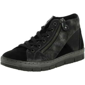 Chaussures Femme Baskets montantes Remonte Dorndorf d5874 noir