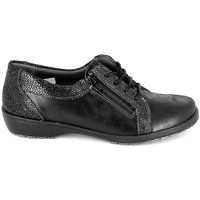 Chaussures Femme Derbies Boissy Derby 80069 Noir Noir