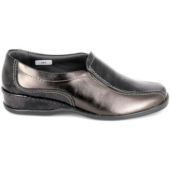 Chaussures Femme Ballerines / babies Boissy Sneaker 4007 Marron Marron