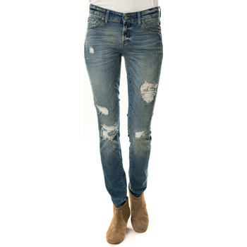 Jeans slim 7 for all Mankind Jeans Cristen  Bleu Use