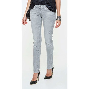 Vêtements Femme Jeans slim 7 for all Mankind Jeans Roxanne  Gris Gris