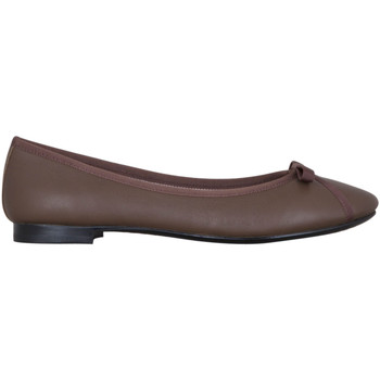 Chaussures Femme Ballerines / babies Kesslord MARIA MANON_NA_TB Marron