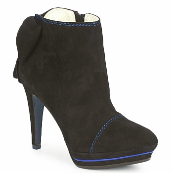 Bottines / Boots Tiggers MEDRAM Noir 350x350