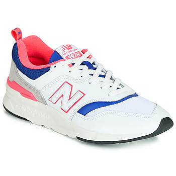 Chaussures Baskets basses New Balance CM997 Blanc