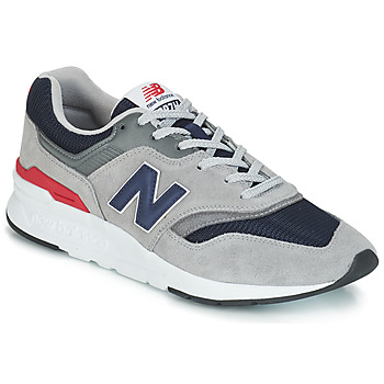 Chaussures Baskets basses New Balance CM997 Gris