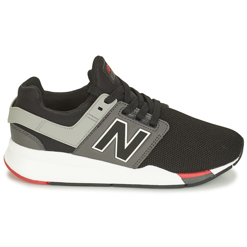 Baskets Noir Garçon Basses Chaussures 247 New Balance 43ARqjL5