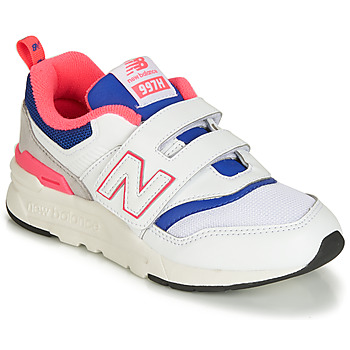 Chaussures Enfant Baskets basses New Balance PZ997 Blanc