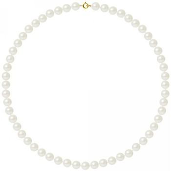 Montres & Bijoux Femme Colliers / Sautoirs Blue Pearls BPS K027 W Multicolore