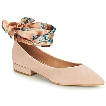 Chaussures Femme Ballerines / babies Karston KEBEC Rose