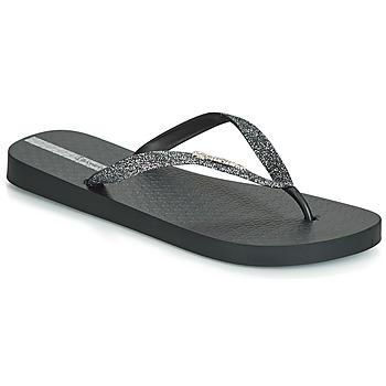 d63dbf84370 Chaussures Femme Tongs Ipanema LOLITA III Noir
