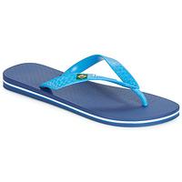 Chaussures Homme Tongs Ipanema CLASSIC BRASIL II Bleu
