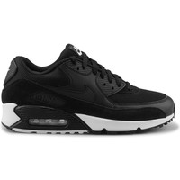 Chaussures Homme Baskets mode Nike Air Max 90 Essential Noir Noir