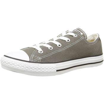 Chaussures Garçon Baskets basses Converse chuck taylor ox e gris