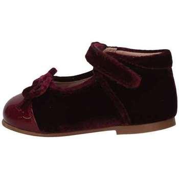 Chaussures Enfant Ballerines / babies Cucada 3111X BURDEOS Ballerines Enfant rouge