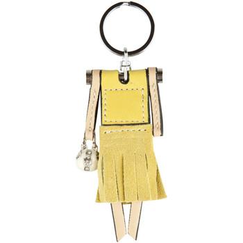 Accessoires textile Femme Porte-clés Kesslord Sans PCF_CA_JAVEPA Jaune