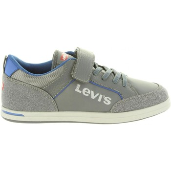 Chaussures Enfant Baskets basses Levi's VCHI0010S CHICAGO Gris