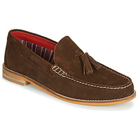 Chaussures Homme Mocassins Base London TEMPUS Marron