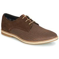 Chaussures Homme Derbies Base London KINCH Marron