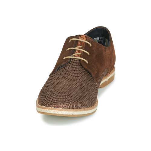 Chaussures Marron Homme Derbies Kinch London Base Yb7yfg6