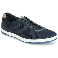 Chaussures Homme Baskets basses Base London HUSTLE MESH Bleu