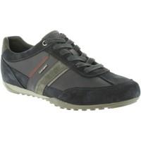 Chaussures Homme Baskets basses Geox U52T5C 022ME U WELLS Azul