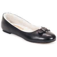 Chaussures Femme Ballerines / babies Keyté ASTOR Noir