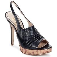 Chaussures Femme Sandales et Nu-pieds Jerome C. Rousseau CAMBER BLACK
