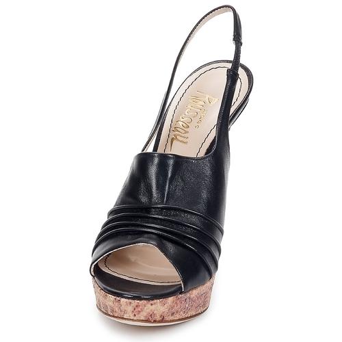 CRousseau Camber Et Nu pieds Femme Black Jerome Sandales kZilwXuOPT